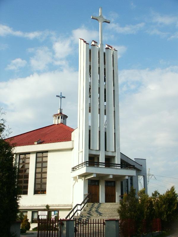 Kościół Jezusowy w Jastrzębiu-Zdroju