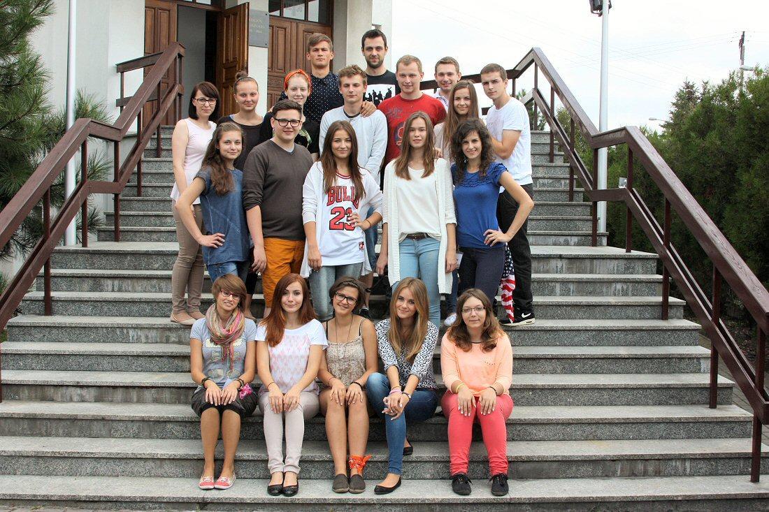 Zespół Polski 2014