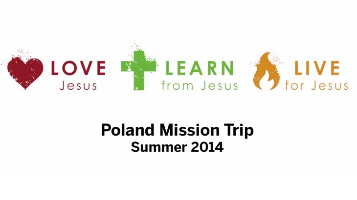 Poland Mission Trip 2014
